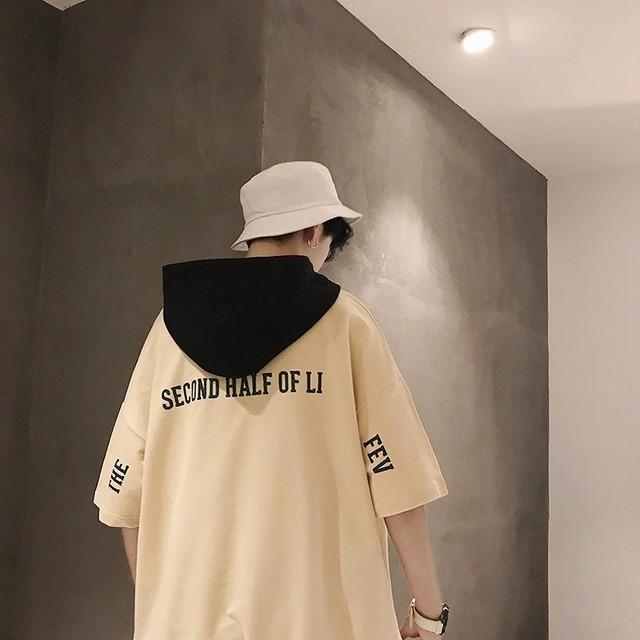 【アウトレットセール】SECONDフードTシャツ