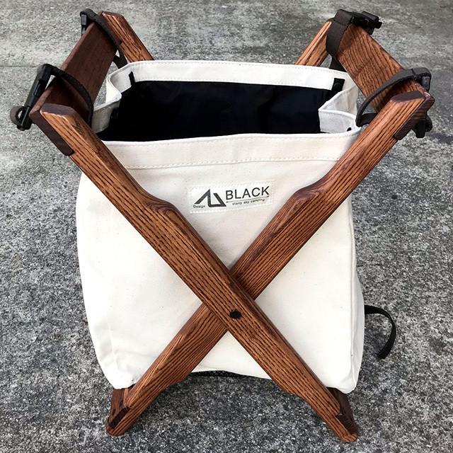 [BLACK DESIGN] 収納BAG ホワイト