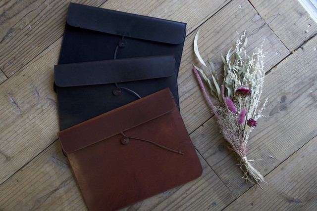 UPDATE|No.04_Leather iPad Case【11インチ】