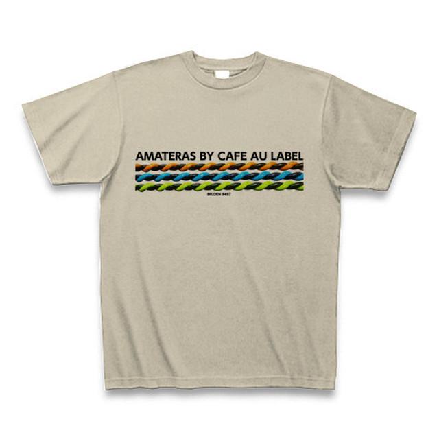 Tシャツ-BELDEN 9497-3Line / Color [Silver Gray]