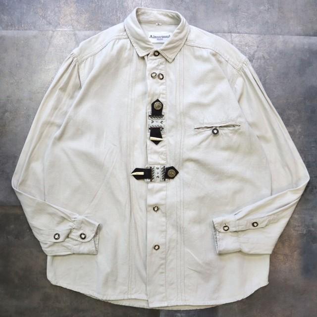 Tyrolean design shirt