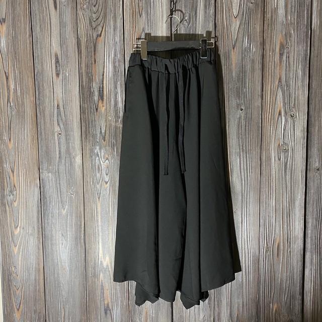 [used]transformed hakama pants