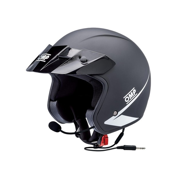 SC607I020 STAR-J (ECE INTERCOM) HELMET White