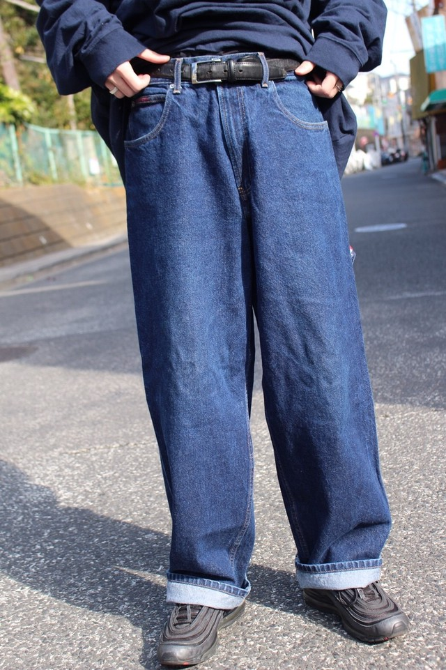 Tommy 90s Like King Size Denim Pants