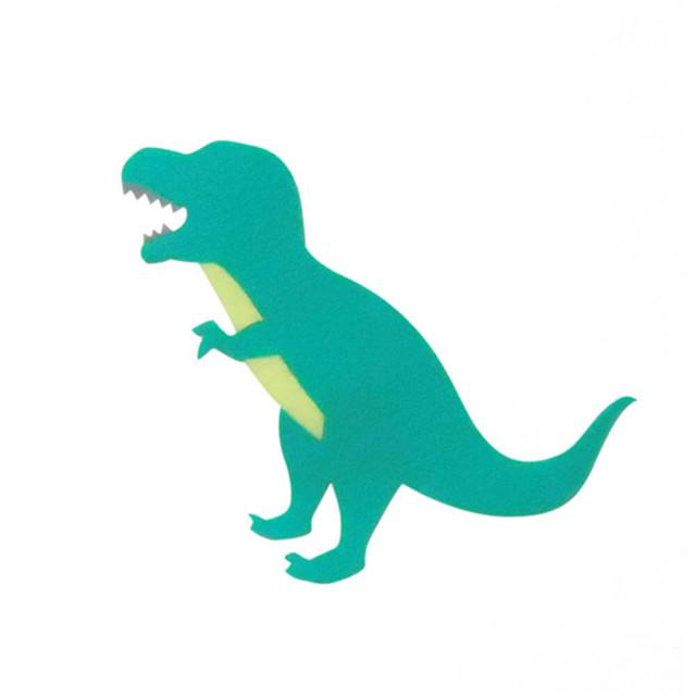 アイロン接着 フェルト アップリケ(恐竜)