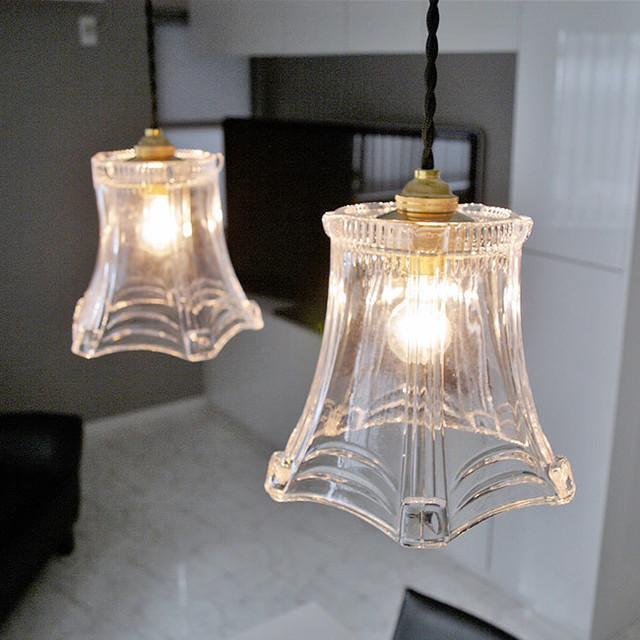 ペンダントライト ランプ Arnell(アーネル) ガラス LED対応