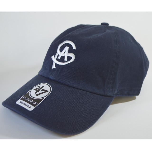 C.A.P 47Brand baseball cap (NAVY)