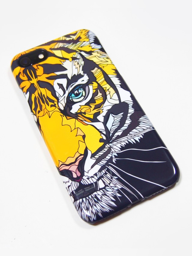 FACE_TIGER iPhone7ケース