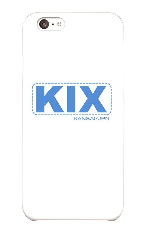 【iPhone6・6s】KIX *Kansai Int'l Airport phone case 【スマホケース】