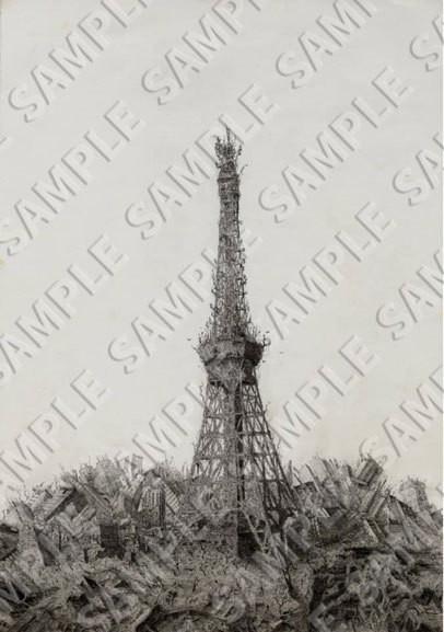スポークカード「Tower」1