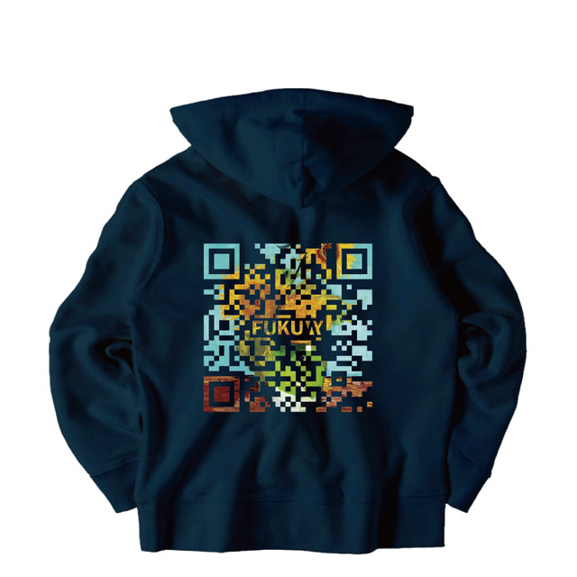 『Three sunflowers』HOODIE