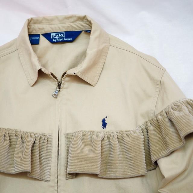Remake Ralph Lauren Drizzler jacket