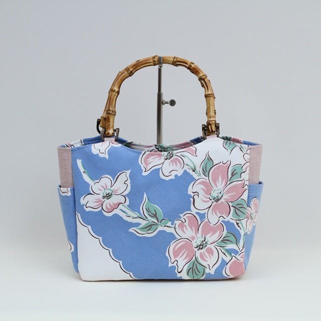 バンブーハンドルバッグ Bamboo Handle Bag