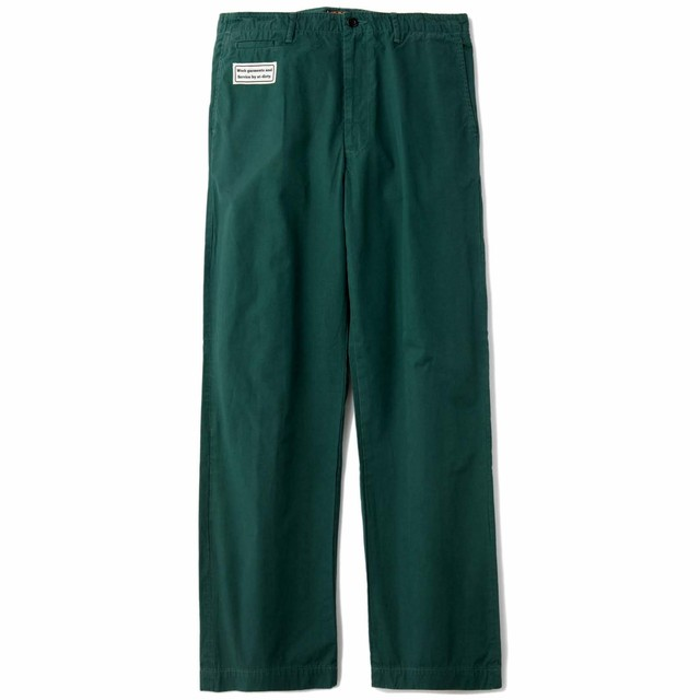 AT-DIRTY(アットダーティー)/GASS PANTS (GREEN)