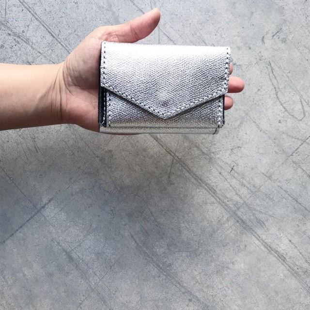 Letter- mini wallet / Laminato (受注製作)