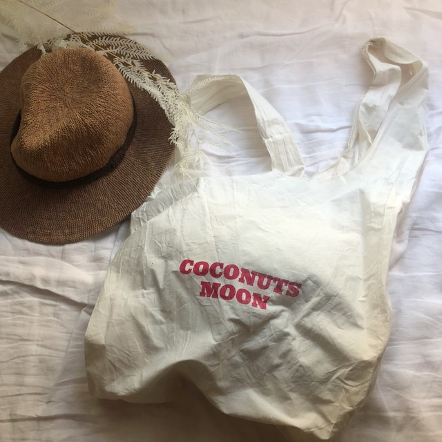 COCONUTS MOON SHOPPING BAG