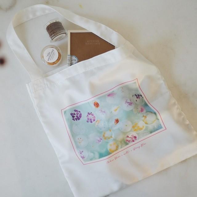 Chihiro Ishino × malta  GivingStore オリジナルコラボバッグ