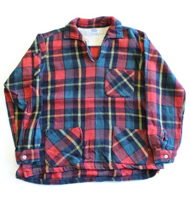 """1950's〜1960's Vintage """"Pilgrim"""" Pullover C.P.O"""