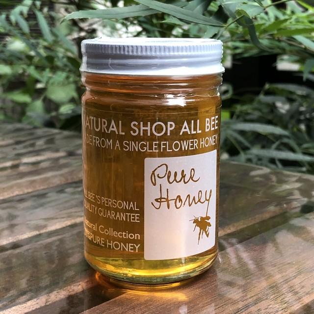 ハンガリー産 アカシアはちみつ 200g 無添加純蜂蜜
