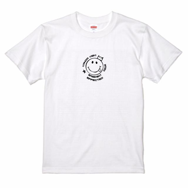 【コラボチャリティT shirt】basement effected ×kanoa keiki