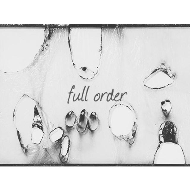 full order