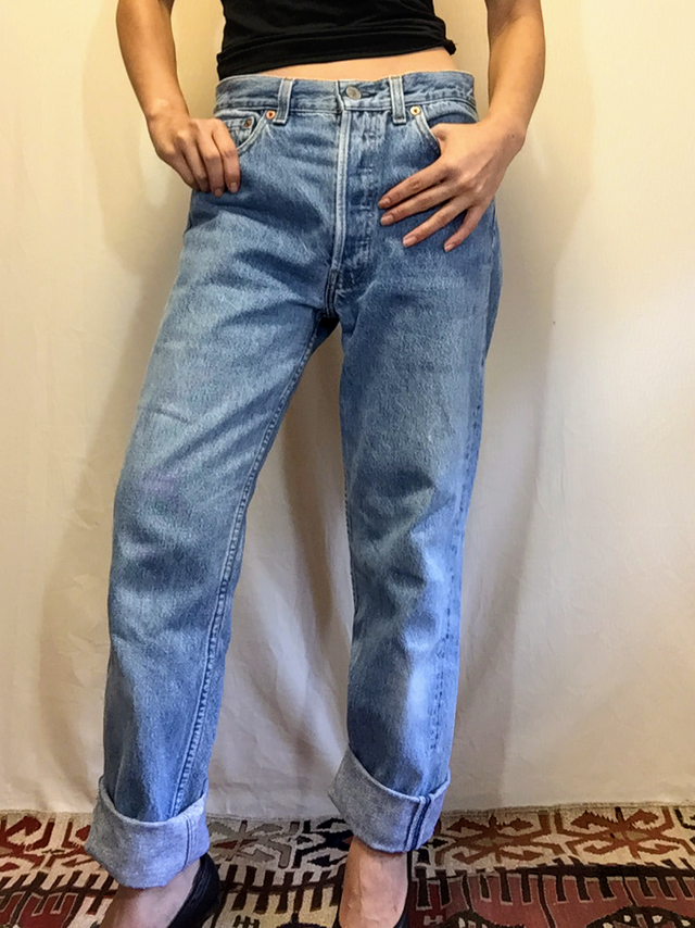 USED Levi's 501 denim W31
