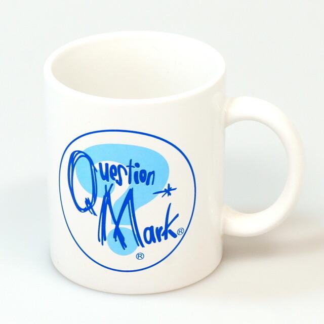 マグカップ Questionmark