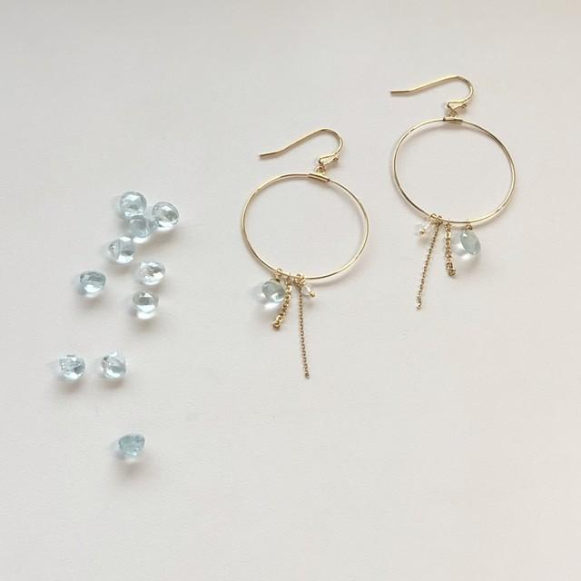 ✴︎Order Earrings, Gemstone