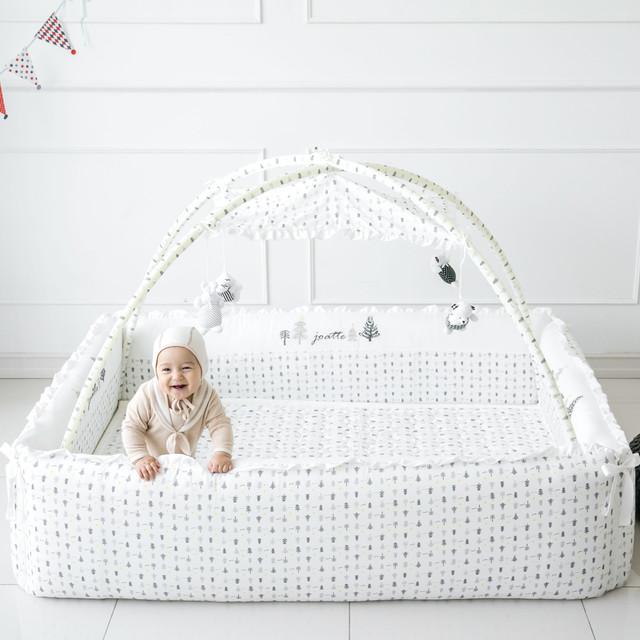 ベビーサークル Tree バンパーベッド ベビー 赤ちゃん サークル ベッド