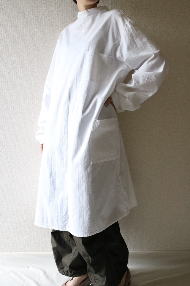 Vintage 80s surgical gown