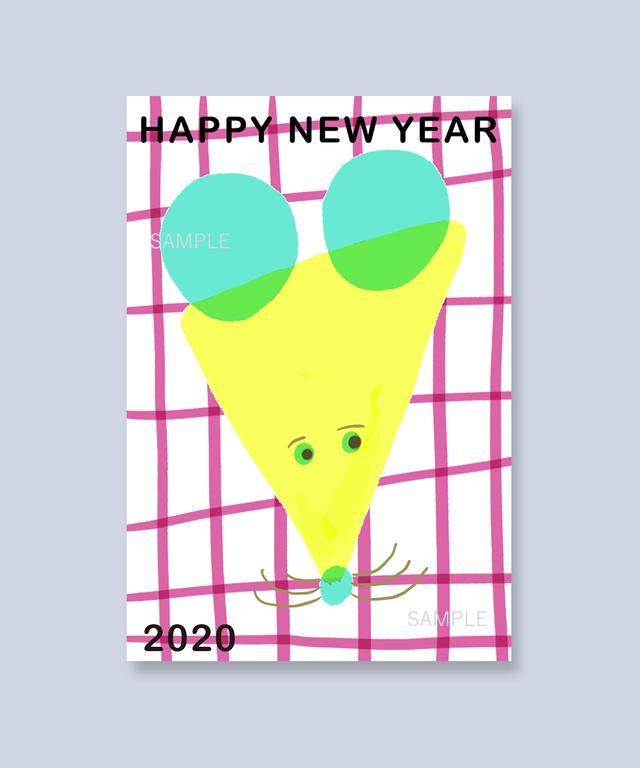 【2020年賀状】NEZUMI【ダンロード版】