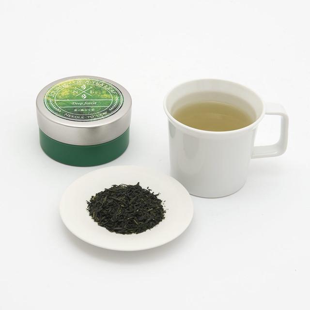 Journey of a tea leaf 旅する日本茶 / 深い森のお茶