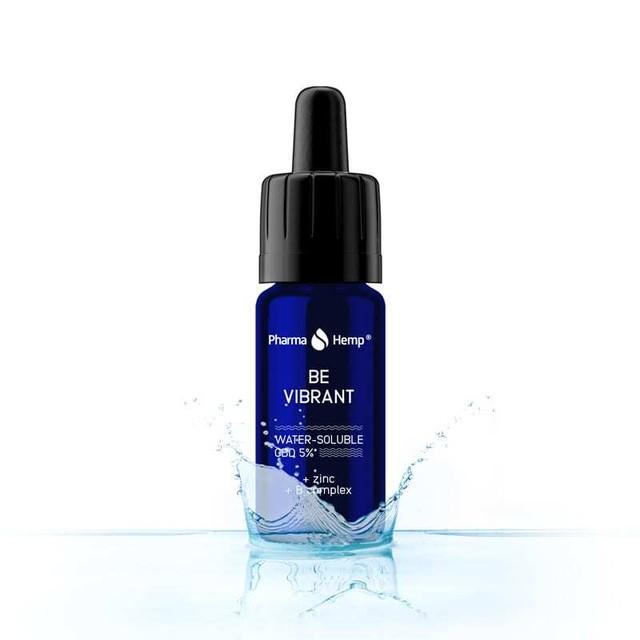 【CBDドリンク50回分】水溶性CBD BE VIBRANT