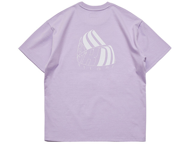 """""""MARKM""""Twisted Sports Logo T-Shirts/PURPLE"""