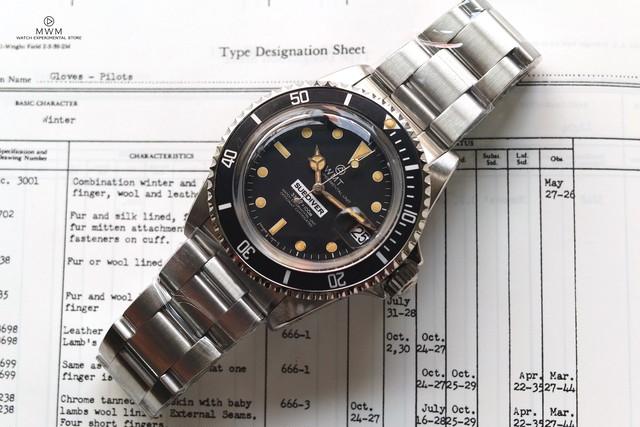 【限定】WMT WATCH Royal Marine – Subdiver MKII Limited