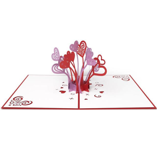 3DポップアップカードI LOVEPOP<<Love Explosion>>