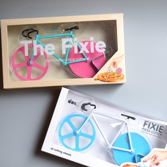 Fixie Pizza cutter フィクシーピザカッター