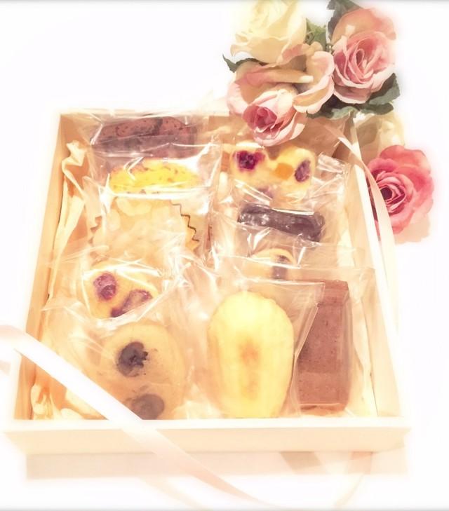 ✼ 焼き菓子10個入り 詰め合わせギフト ✼