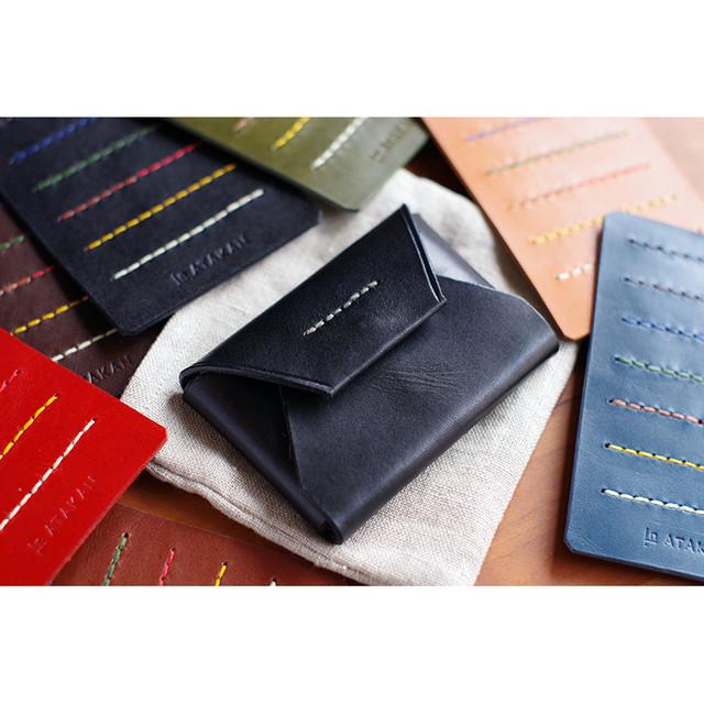 inATAKAN CARD CASE Color Order