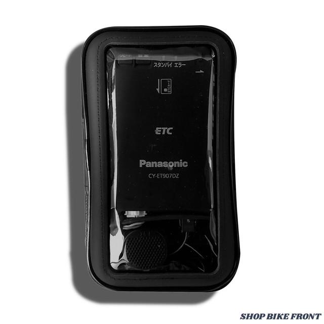 【適正価格】【動作確認済み】【乾電池駆動ETC車載器】Panasonic CY-ET907DZ