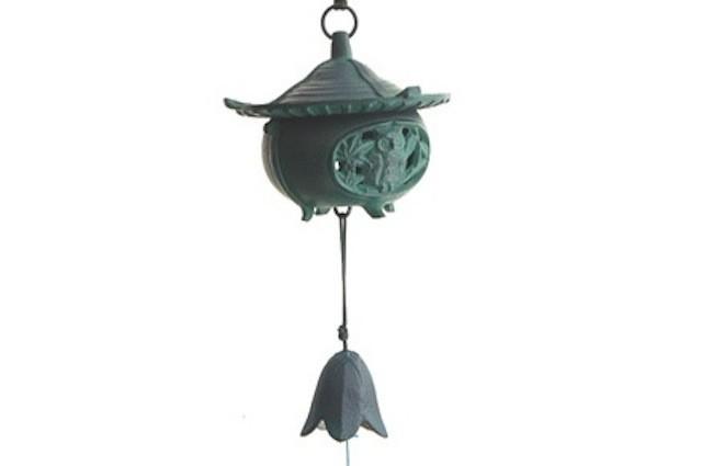 南部風鈴 ふくろう灯籠
