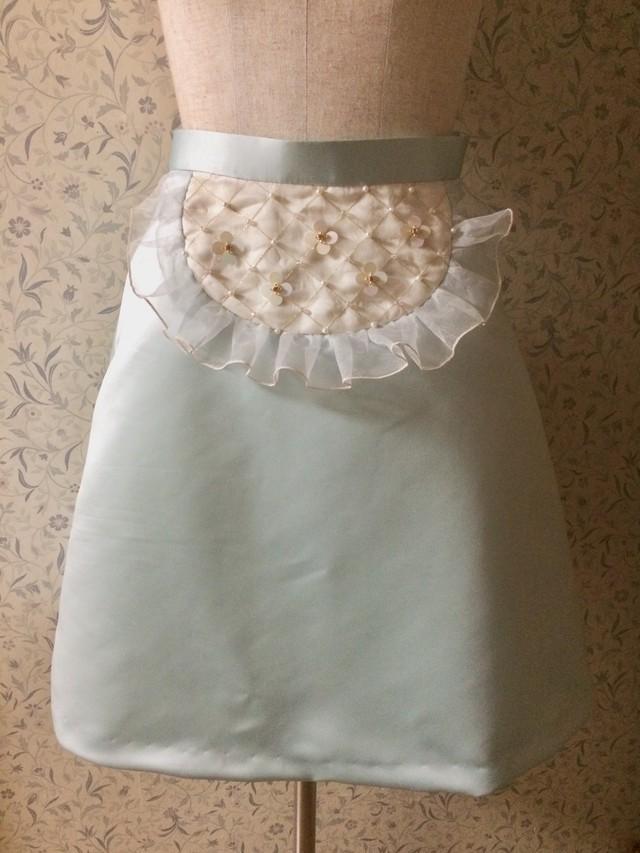 【受注生産♡お届けまで最大2ヶ月かかります】lattice Gardenスカート