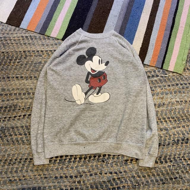 "1970s ""Walt Disney Production"" Sweatshirt"