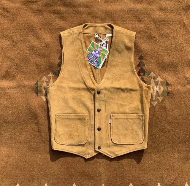 """Levi's Vintage Clothing"" Waistcoat Vest"