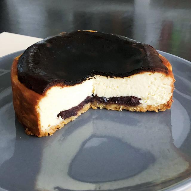 和風バスクチーズケーキ