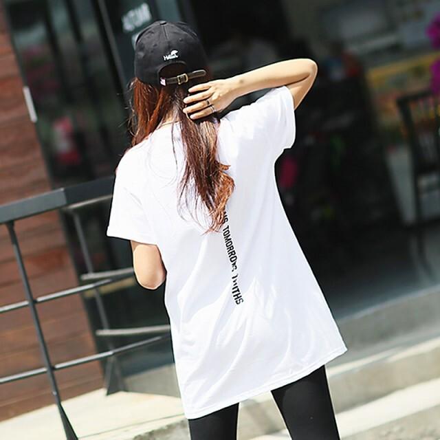 バックプリントTシャツ トップス ロゴT カットソー