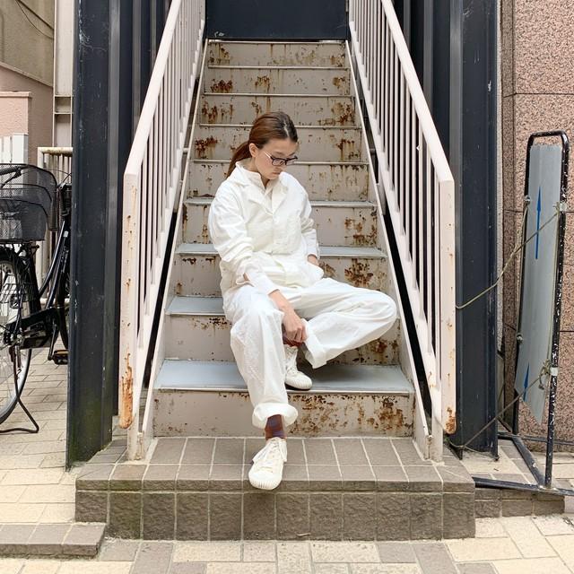 【MASTER & Co. 】オールインワン MC669 ホワイト