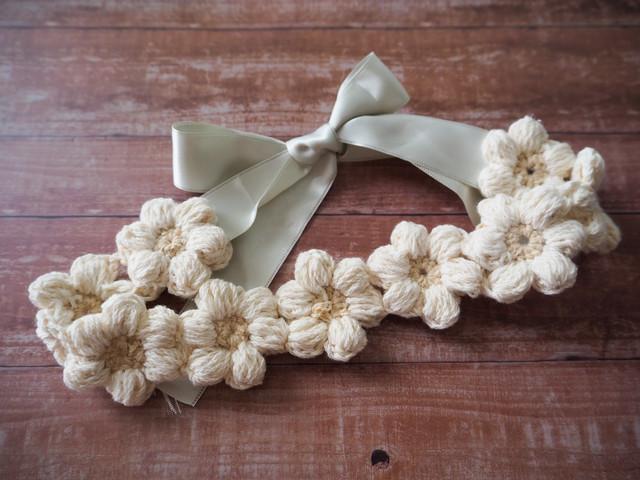 a daisy crown