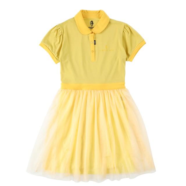 Women Dress Lemon Logo