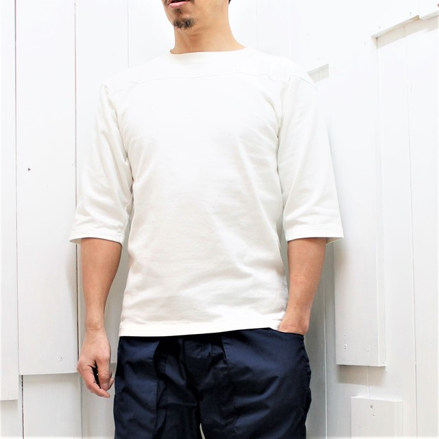 ヘビーオンスフットボールTee【RDW-012】【ranch daily wear products】